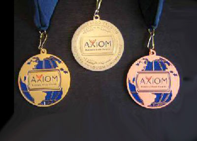 Axiom medals